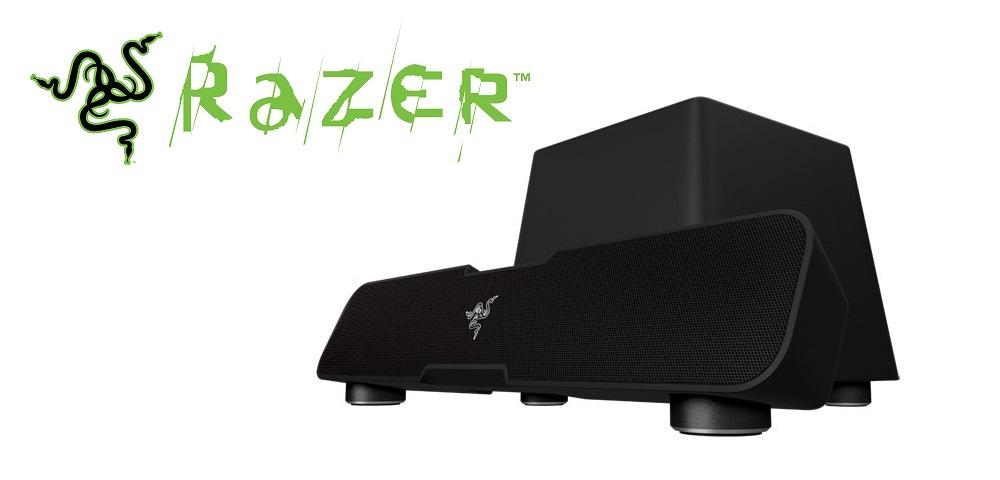 Leviathan, la nuova soundbar di Razer