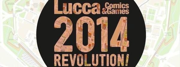 rivoluzione di lucca comics and games 2014