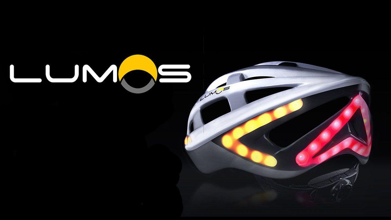 Lumos: il casco che ogni ciclista dovrebbe avere thumbnail