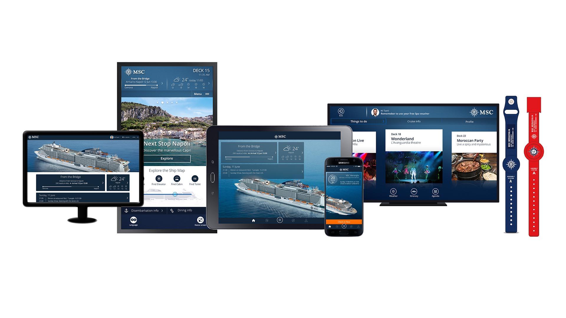 """MSC Meraviglia vuole essere la nave da crociera più """"tech"""" al mondo thumbnail"""