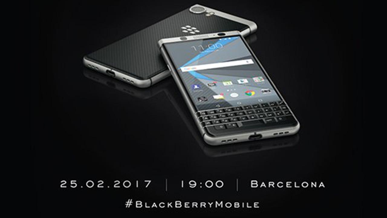 [MWC 2017] Segui live le novità presentate da BlackBerry thumbnail