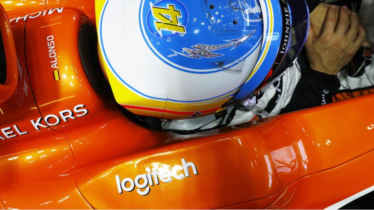 Logitech diventa partner tecnologico di McLauren-Honda thumbnail