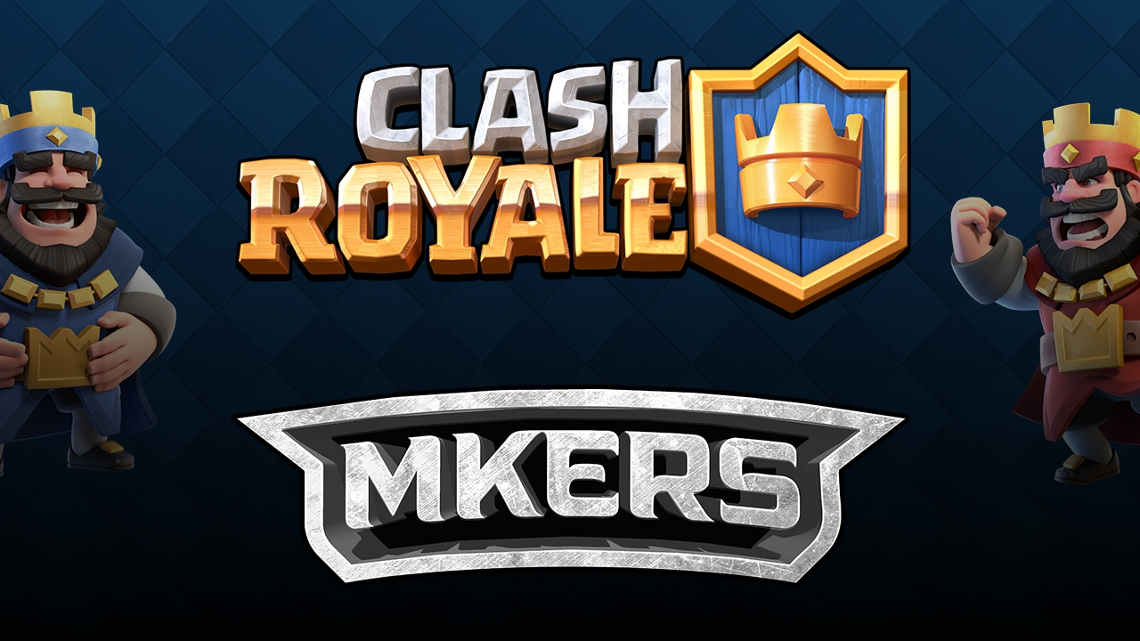 Mkers inaugura la divisione eSport di Clash Royale thumbnail