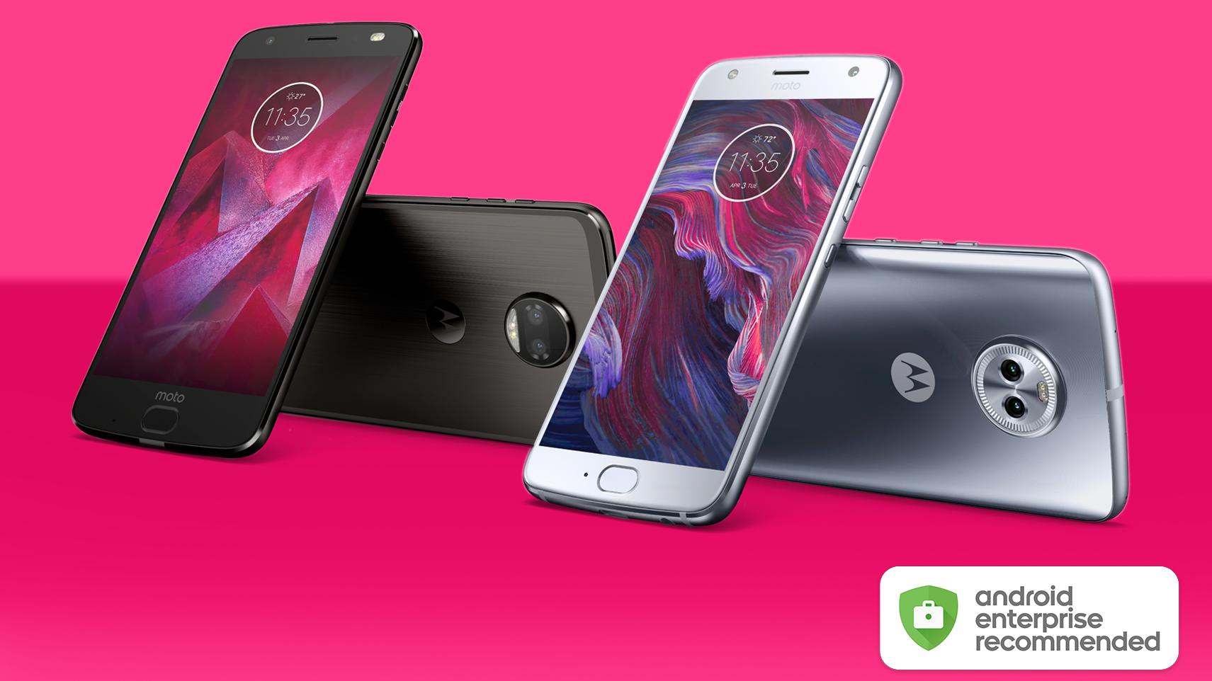 Motorola scelta da Google per Android Enterprise Recommended thumbnail