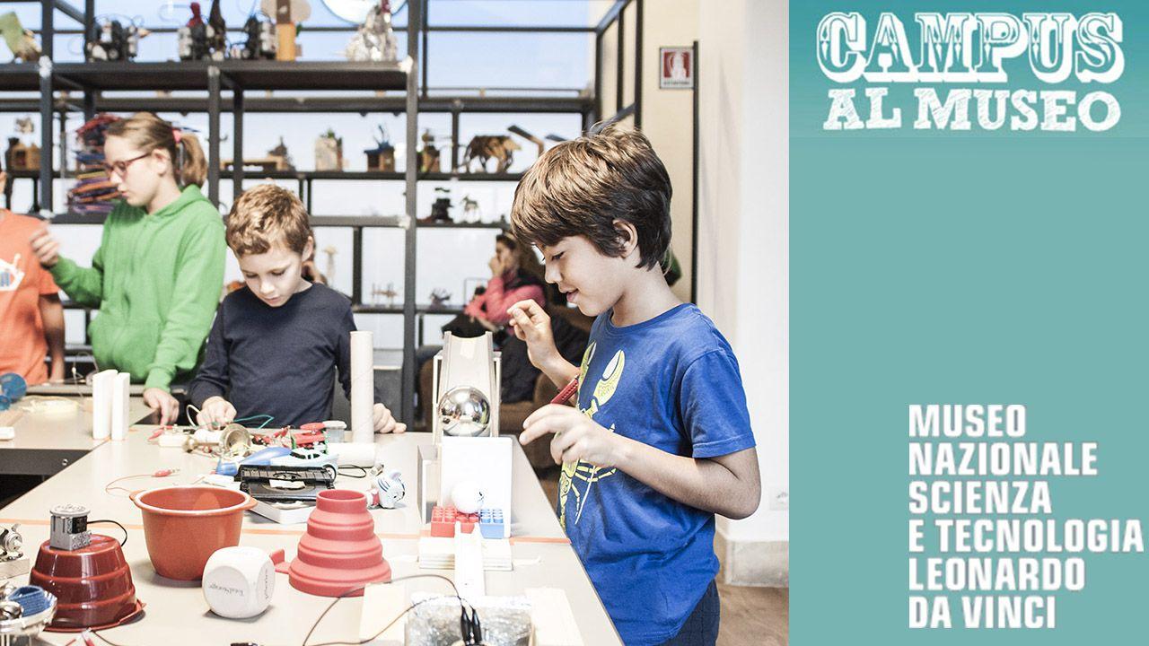 MuseoScienza: aprono oggi le iscrizioni ai campus estivi thumbnail