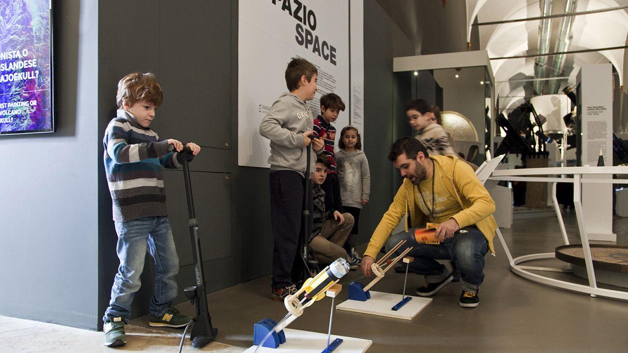 MuseoScienza: aperte le iscrizioni ai campus pasquali del 13, 14 e 18 aprile thumbnail