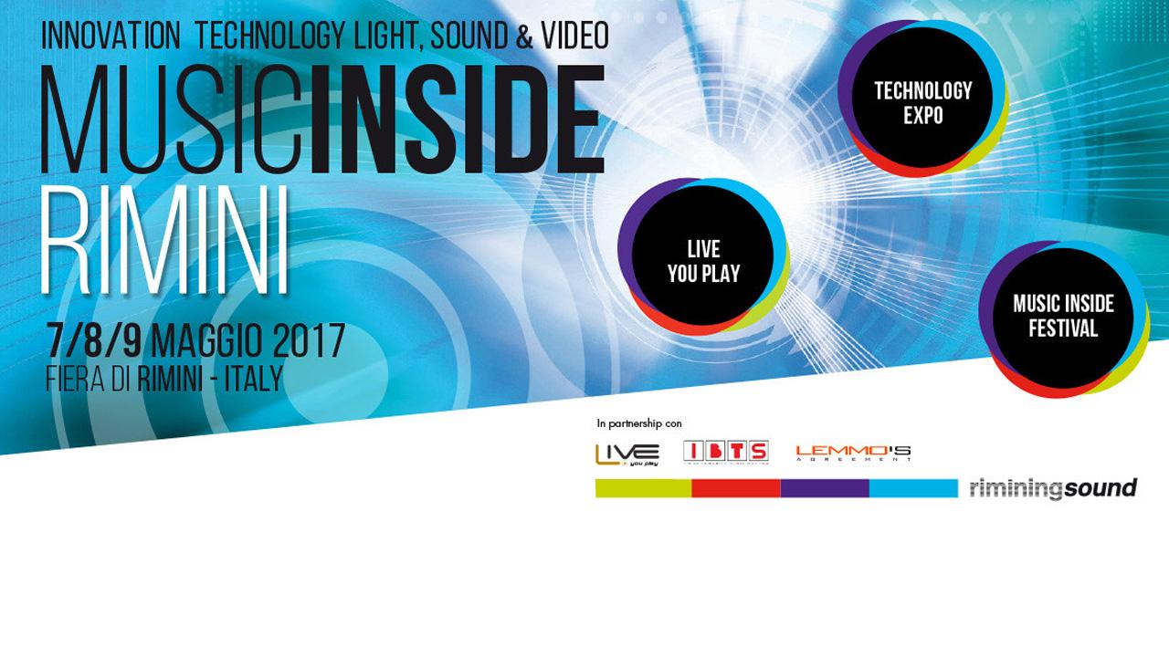 Annunciata la seconda edizione dell'evento Music Inside Rimini thumbnail