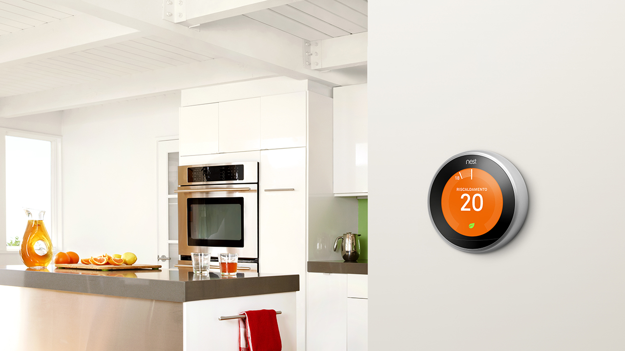 Nest: il termostato intelligente sbarca ufficialmente in Italia thumbnail