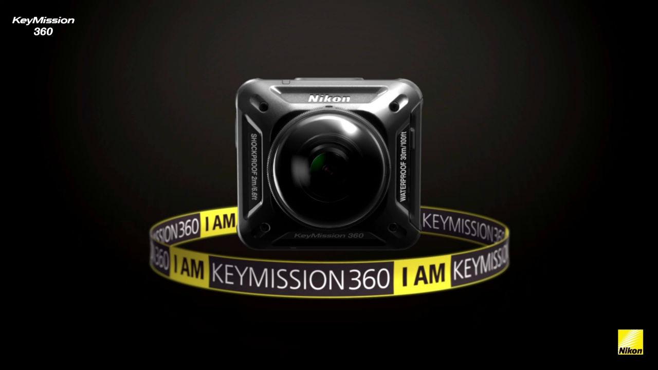 Nikon KeyMission 360: la fotocamera che cattura filmati a 360° thumbnail