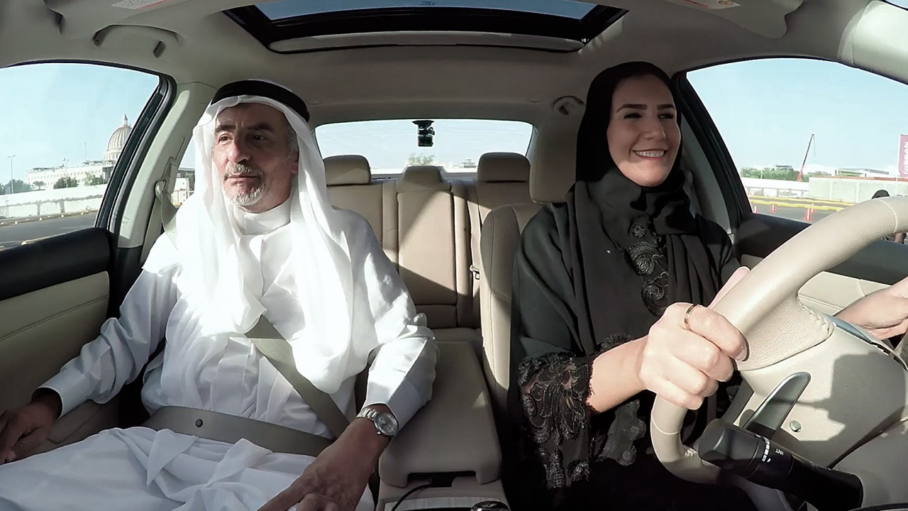 Nissan sostiene le donne saudite con la campagna #SheDrives thumbnail