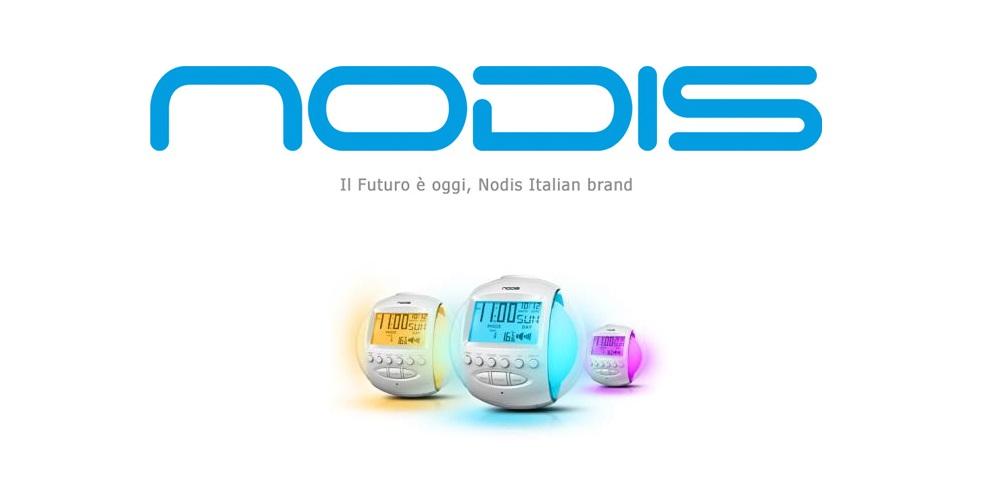 Ecco i nuovi modelli della linea Time Light di Nodis