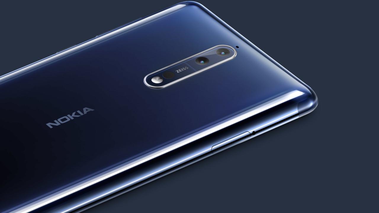 Nokia 8 entra nel programma Android Enterprise Recommended thumbnail
