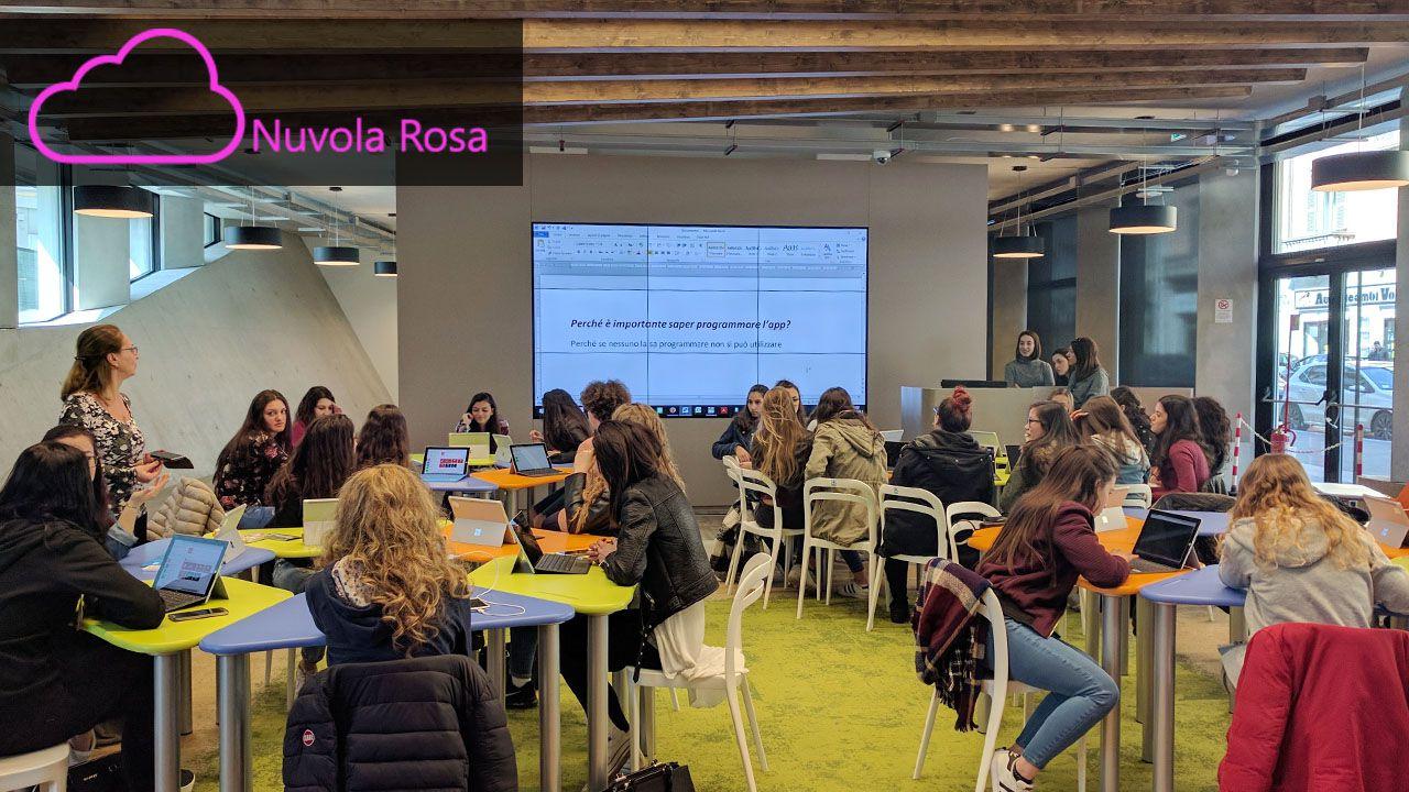 Nuvola Rosa 2017: un percorso lungo 9 mesi thumbnail