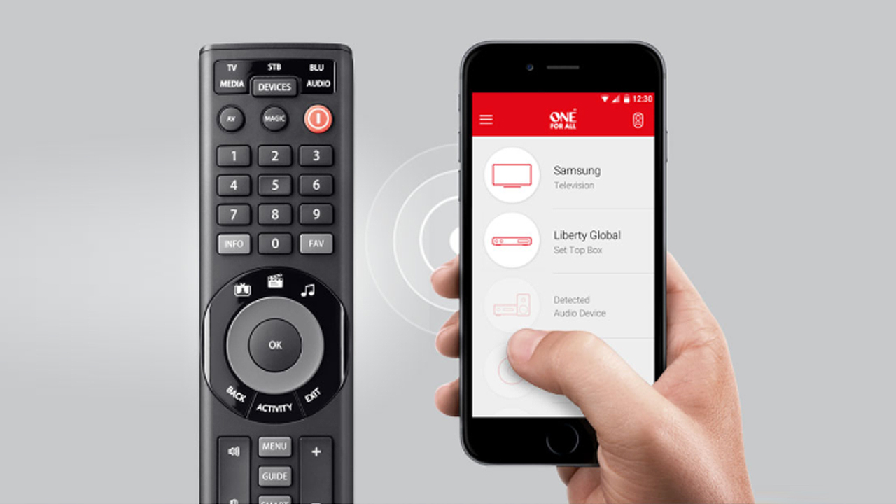 One For All presenta un nuovo smart control 5 in 1 thumbnail