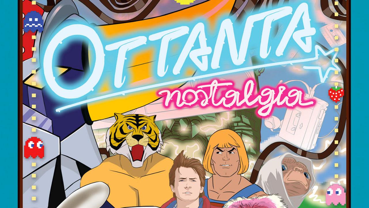 Ottanta Nostalgia: la non-mostra dedicata ai mitici anni ottanta thumbnail
