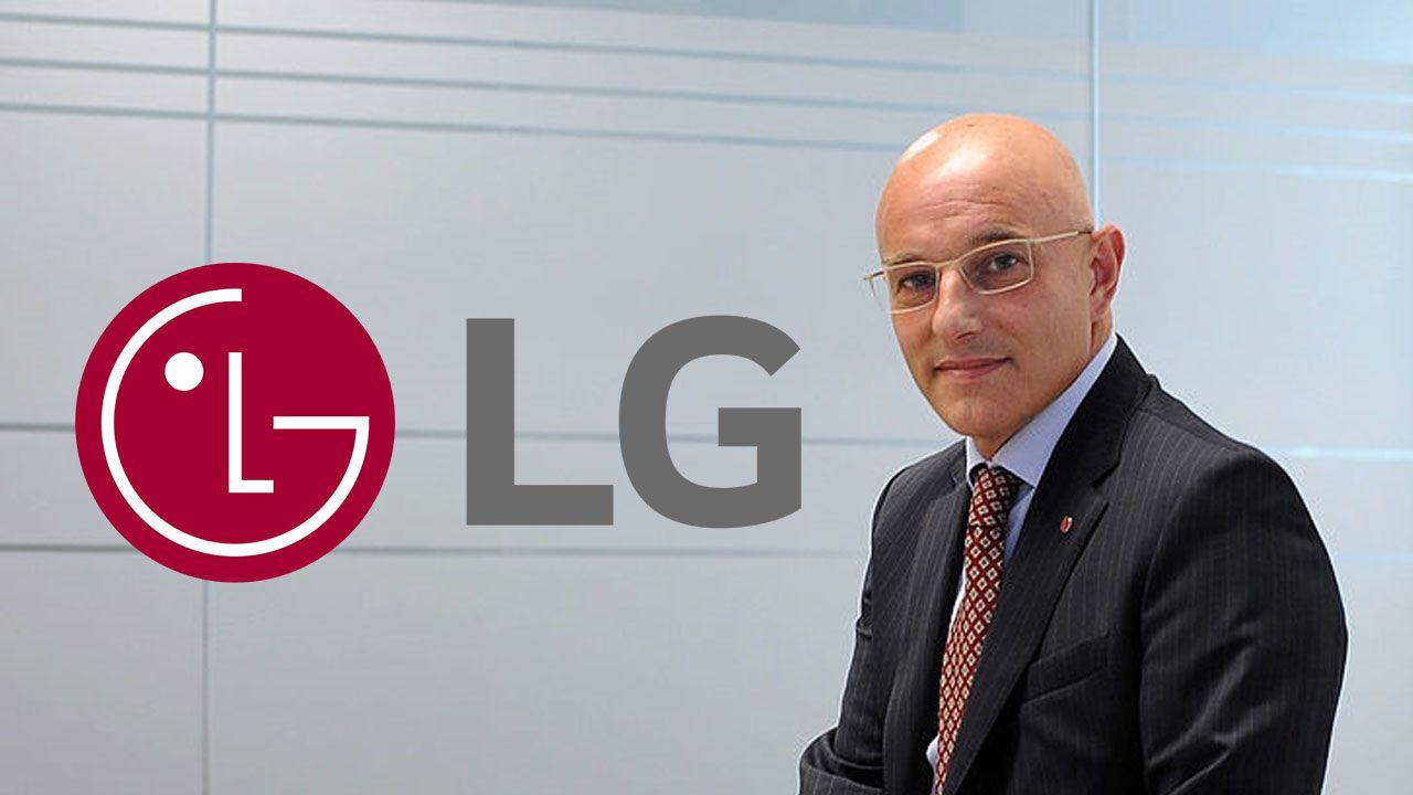 Paolo Locatelli è il nuovo Marketing Director di LG Italia thumbnail