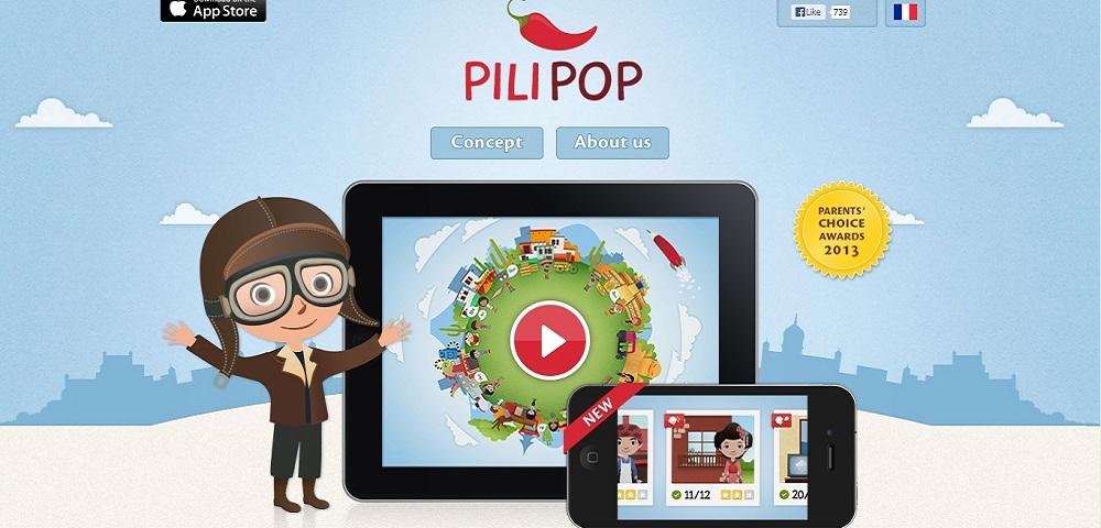 Pili Pop Labs lancia la sua nuova app per l'apprendimento dell'inglese dedicata ai più piccini