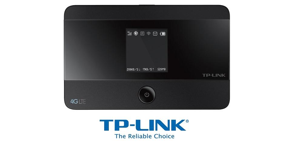 il nuovo Pocket Hotspot M7350 di TP-LINK