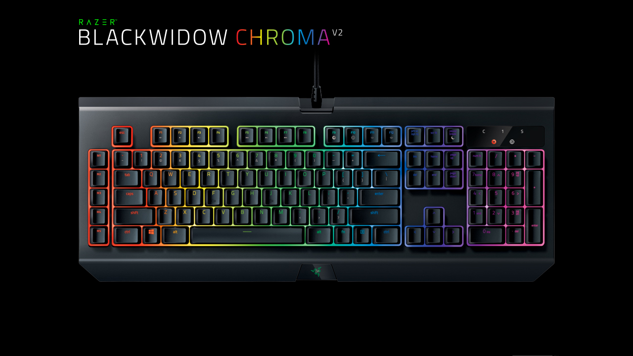 Razer: la tastiera BlackWidow si aggiorna thumbnail