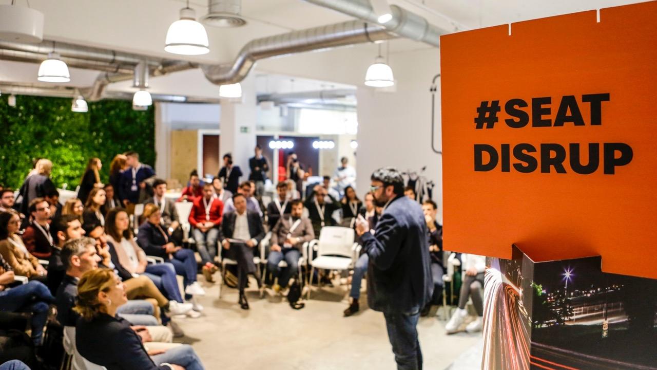 SEAT DisrUP, l'hackathon spagnola dedicata ai giovani talenti thumbnail