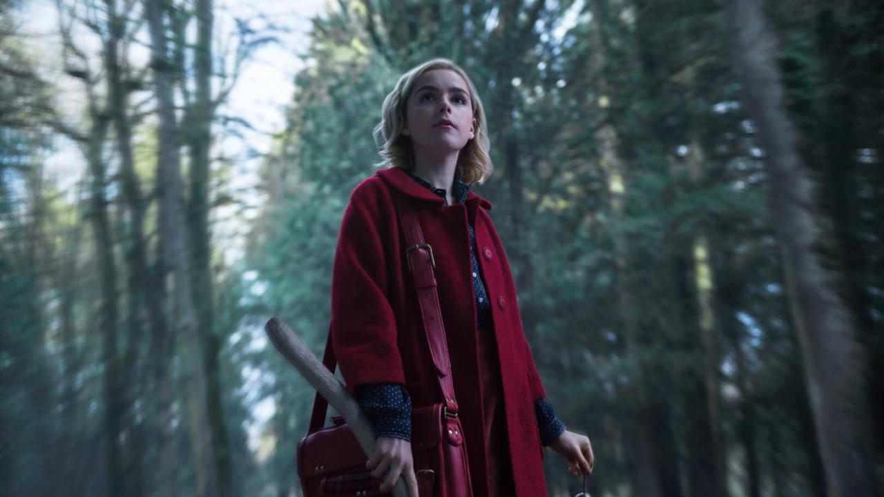 Le terrificanti avventure di Sabrina: le prime immagini della serie Netflix thumbnail