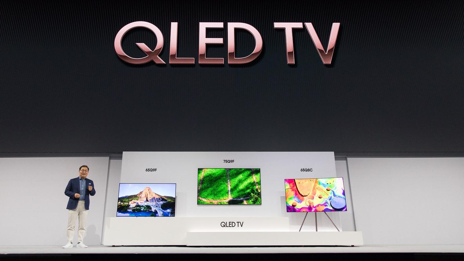 Samsung presenta a New York le nuove TV QLED della gamma 2018 thumbnail