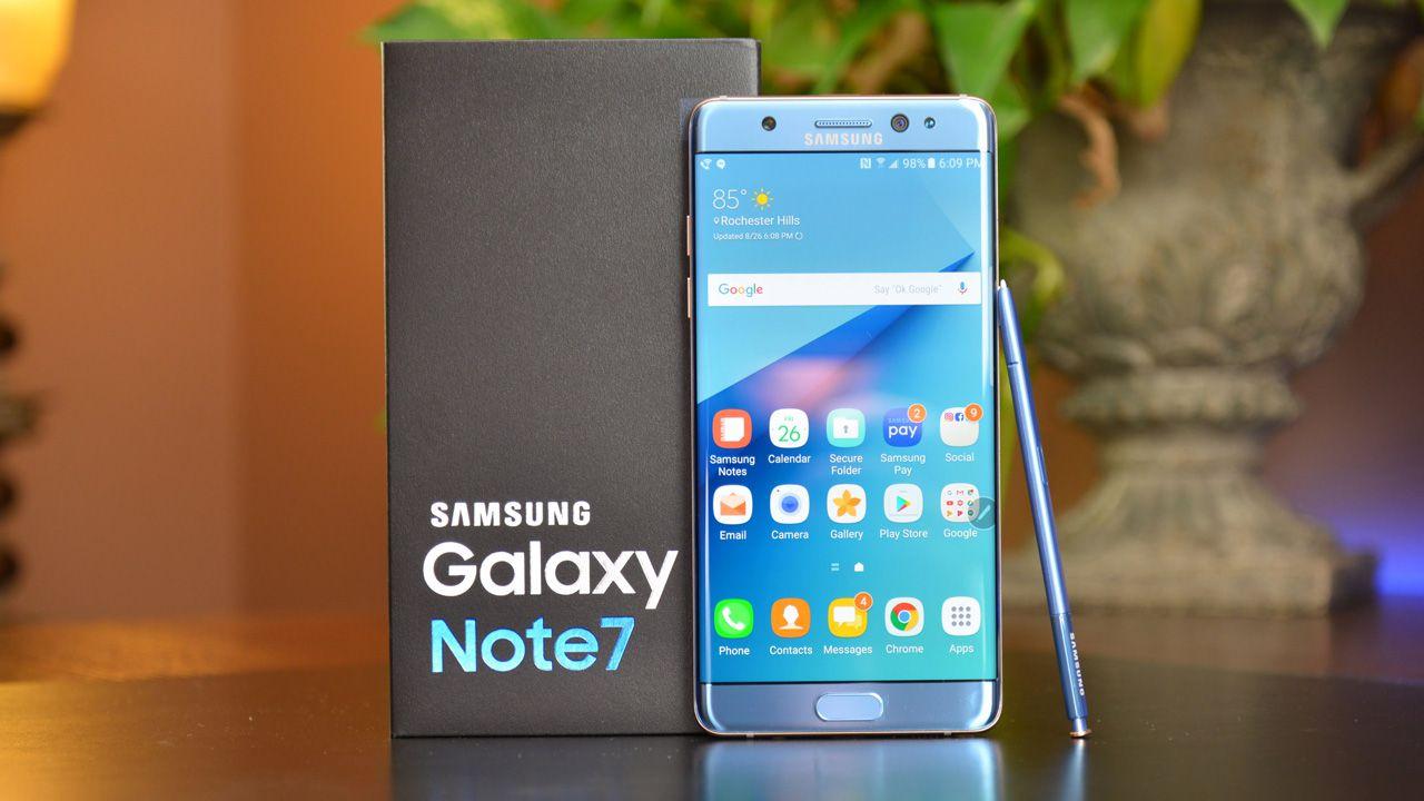 Samsung Galaxy Note 7: è tutta colpa della batteria thumbnail
