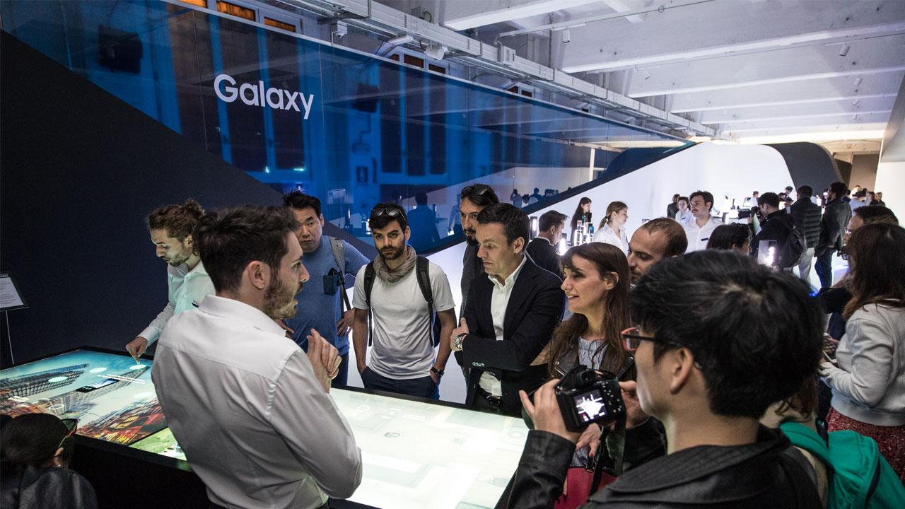 Milano Design Week 2017: il Fuorisalone di Samsung thumbnail