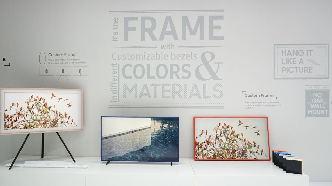 Dai QLED a The Frame: ecco le nuove TV di Samsung thumbnail