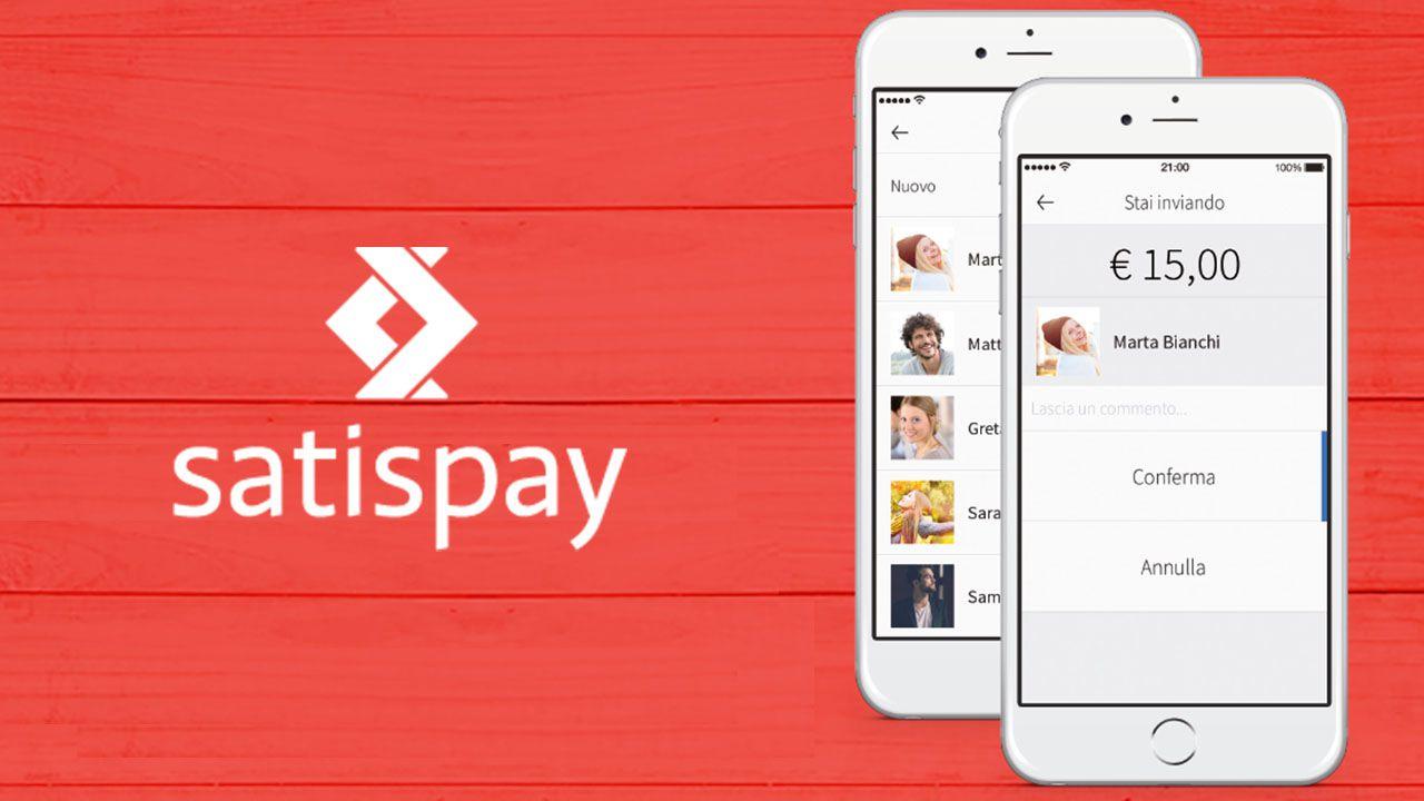 Satispay: ricariche telefoniche e rimborsi per tutta l'estate thumbnail
