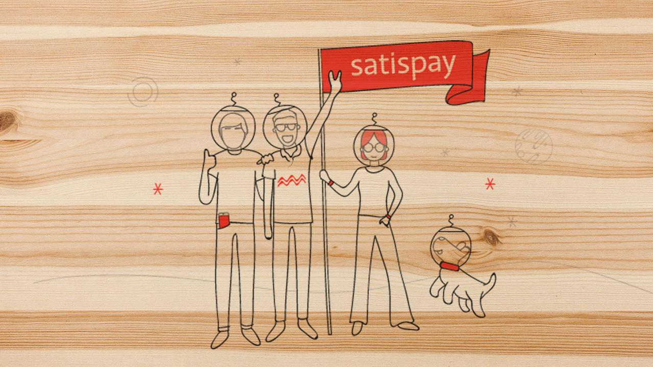 Fino a maggio potete approfittare dei Satispay Fridays thumbnail