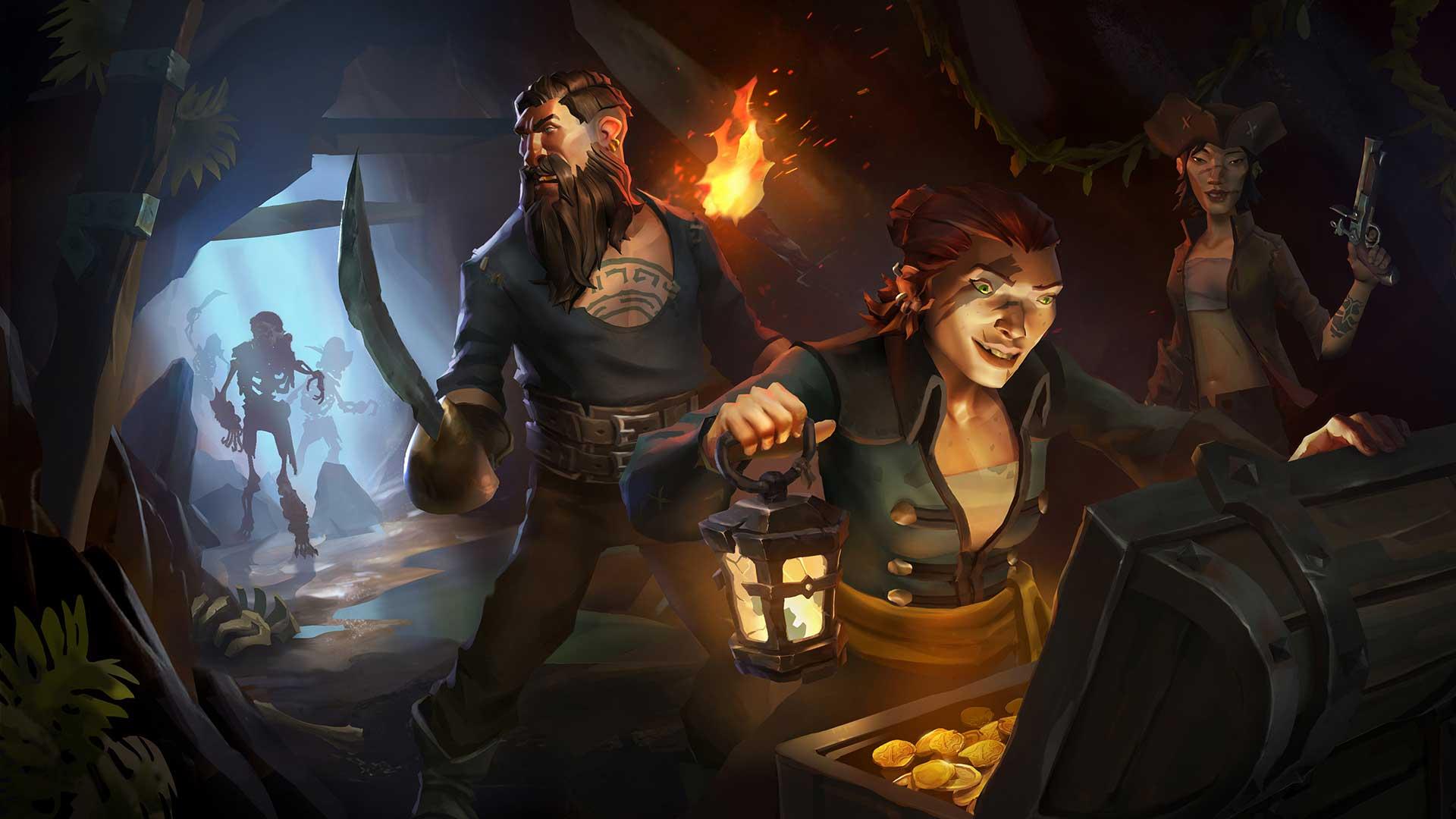 Sea of Thieves: le microtransazioni arriveranno dopo il lancio, niente loot box thumbnail