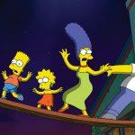 Famiglia gialla cartoni animati Homer