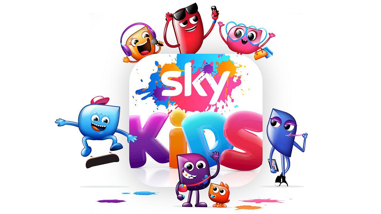 Sky Kids: la TV on demand dedicata ai bambini thumbnail
