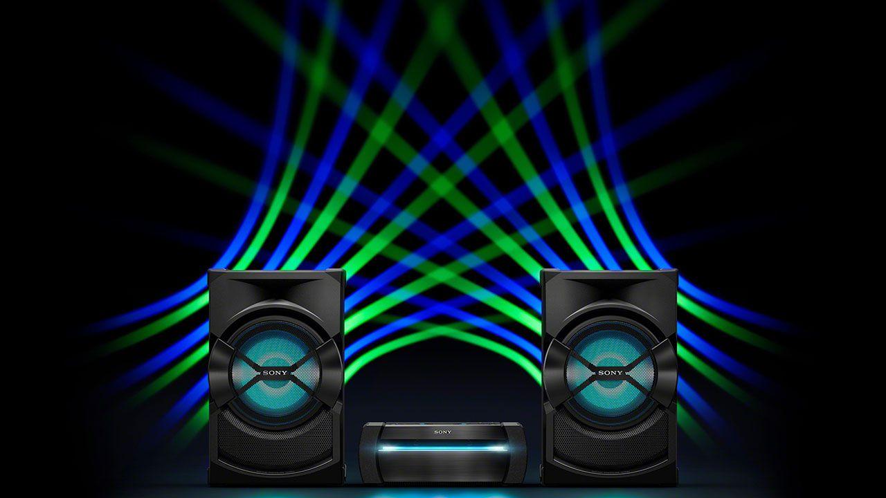 Sony presenta tre nuovi sistemi High Power Audio thumbnail