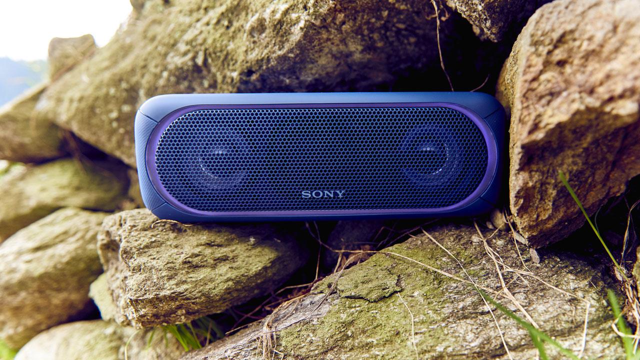 Uno spettacolo di luci e suoni, con gli speaker wireless Sony XB40 Extra Bass thumbnail