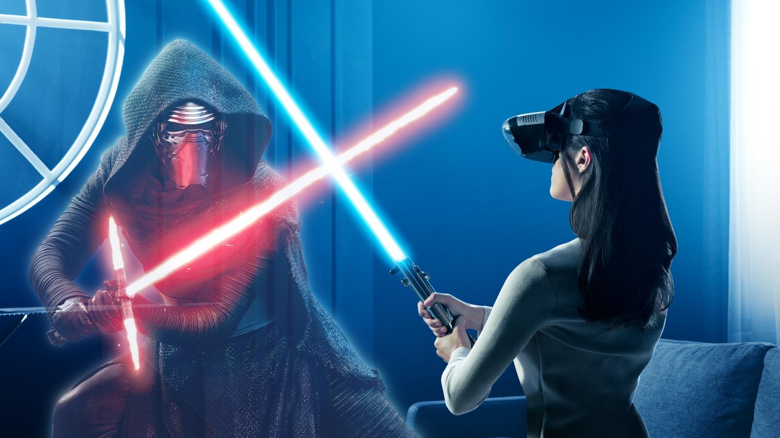 Star Wars: Jedi Challenges, il gioco AR approda in Italia con Lenovo Mirage thumbnail