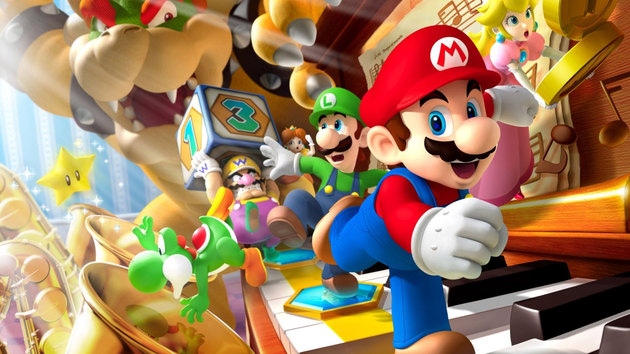 Nintendo e Illumination Entertainment per un film su Super Mario thumbnail