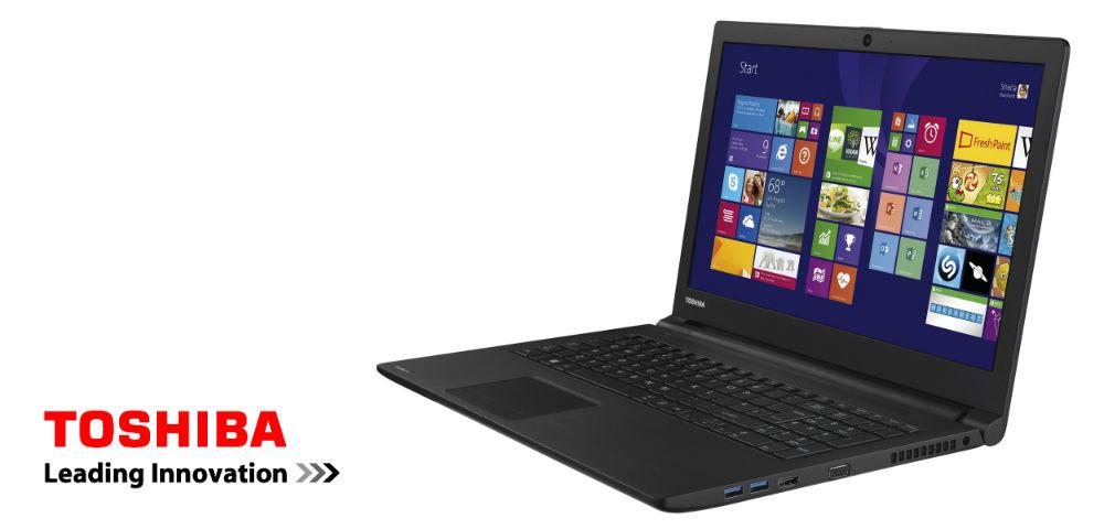 Toshiba presenta il nuovo notebook, Toshiba Satellite Pro R50-B