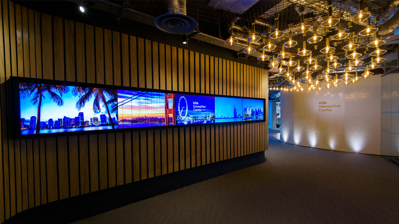 Visa Innovation Center a Londra, tra futuro dello shopping e Internet of Things thumbnail