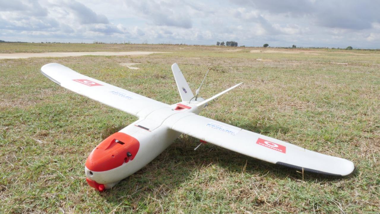 Vodafone sperimenta il primo sistema IoT di sicurezza per droni thumbnail