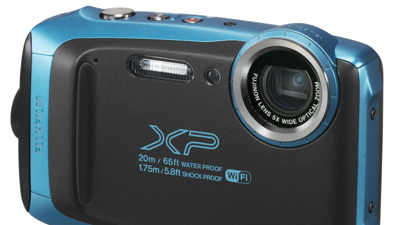 Fujifilm FinePix XP130, la fotocamera compatta contro le intemperie thumbnail