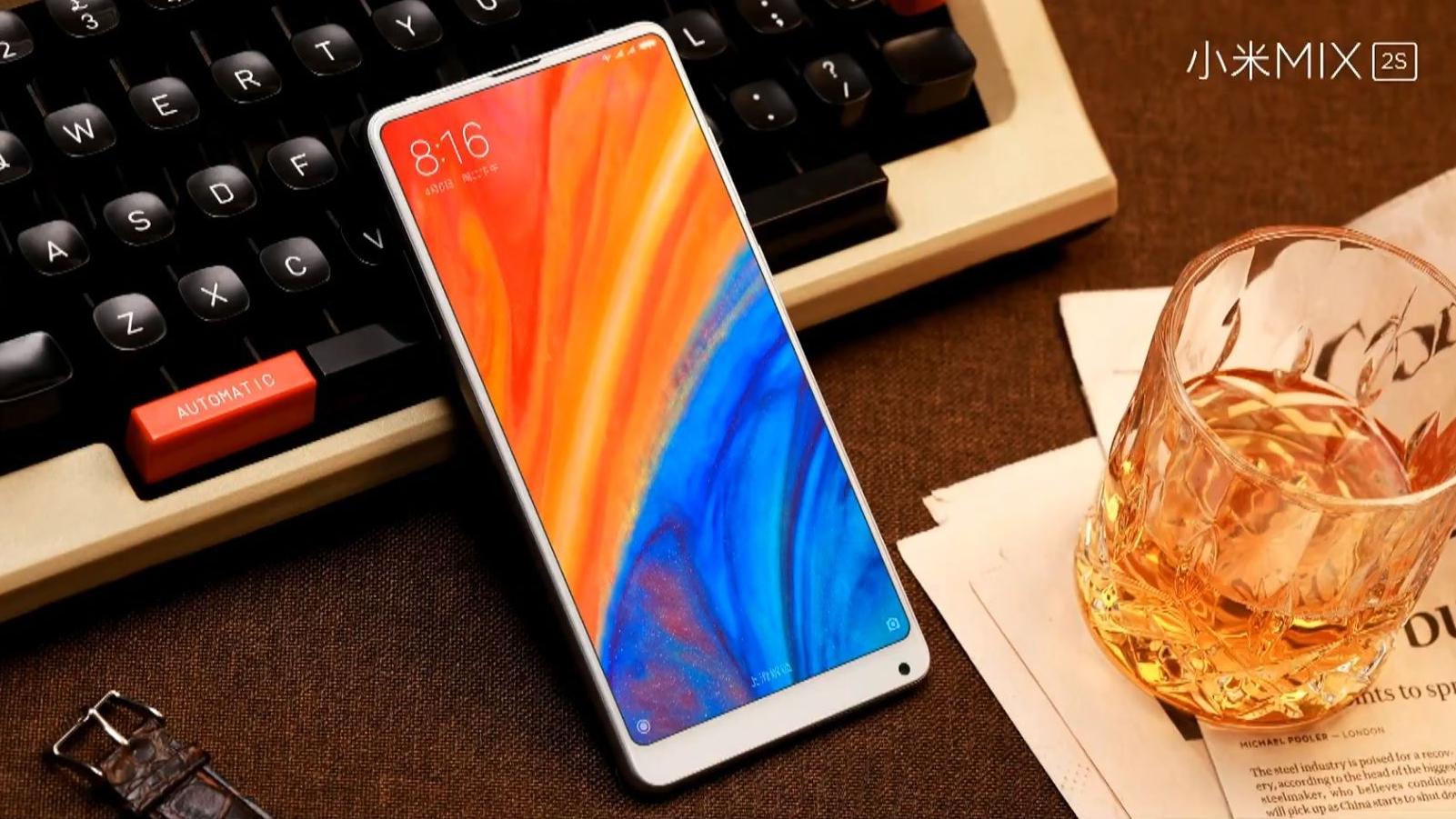 Xiaomi Mi MIX 2S è ufficiale: specifiche, prezzi e disponibilità thumbnail