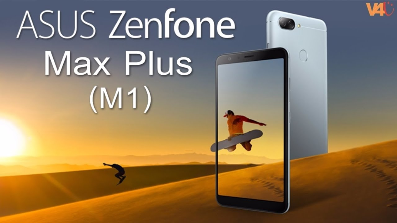 Asus: la nuova serie ZenFone Max inizia oggi con ZenFone Max Plus (M1) thumbnail