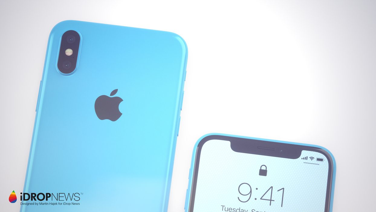 iPhone Xc, il flagship economico immaginato da Martin Hajek thumbnail