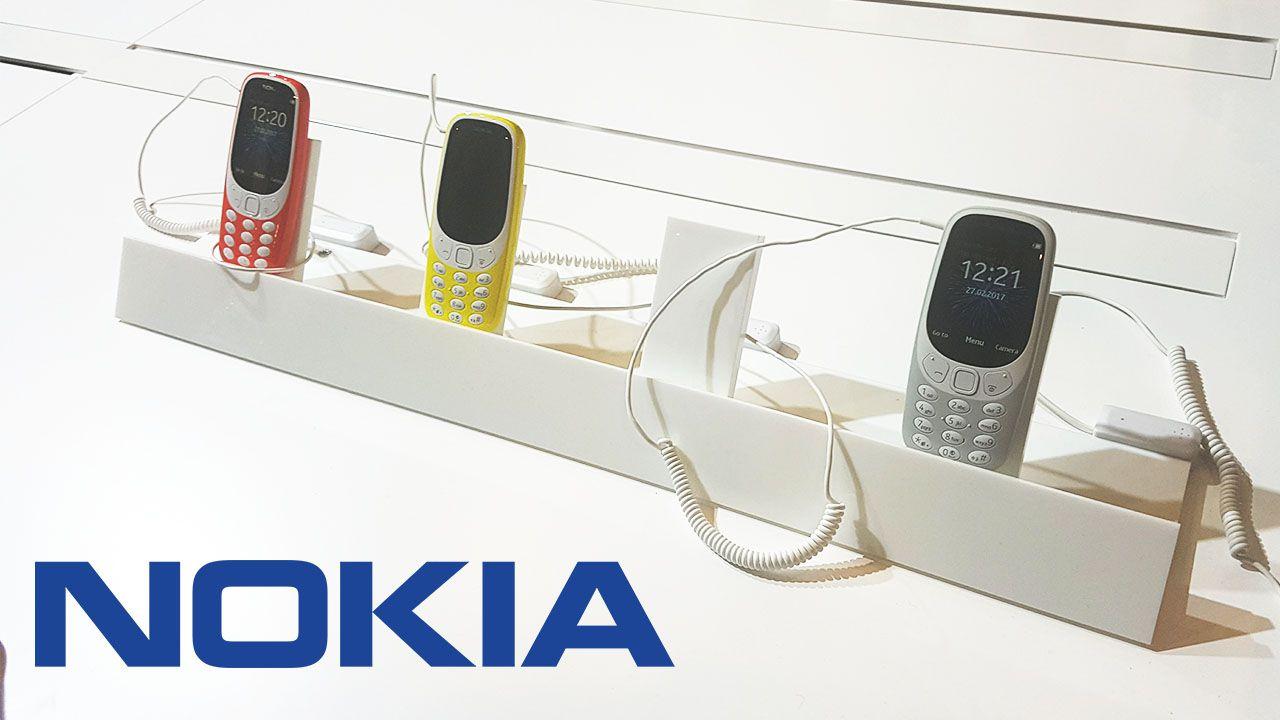 [MWC 2017] Nokia 3310: le ragioni del suo ritorno thumbnail