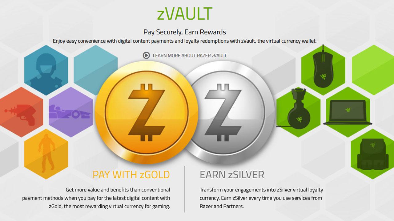 Una nuova valuta virtuale per Razer thumbnail