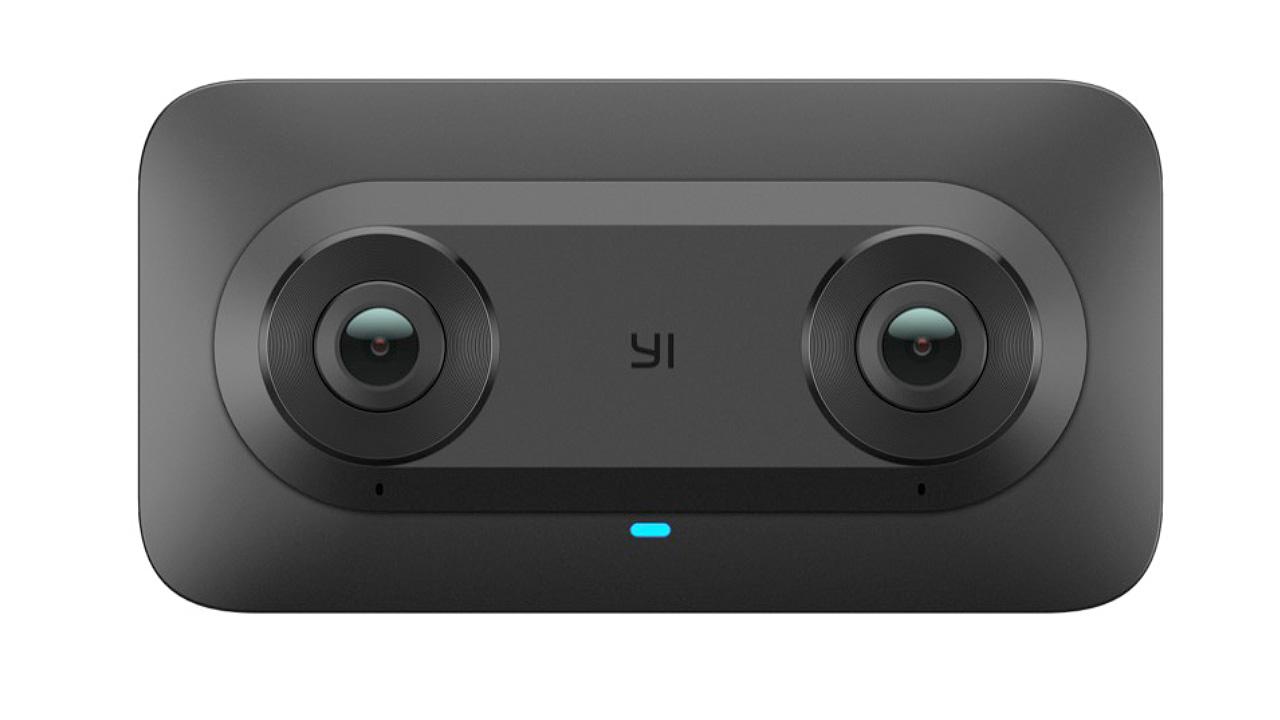 [CES 2018] YI Technology presenta la videocamera YI Horizon VR180 thumbnail