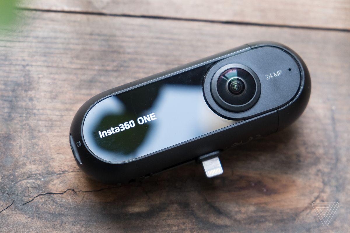 Insta360 ONE: video e foto in 4K e a 360° thumbnail