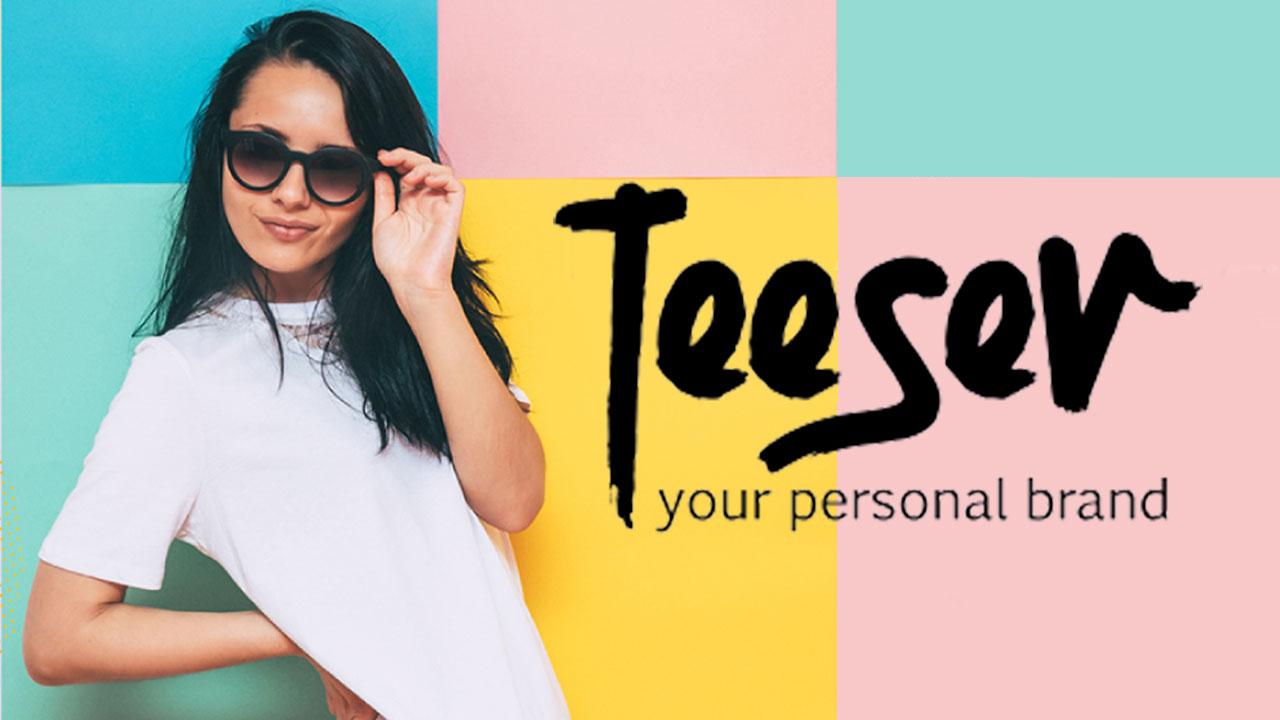 Teeser: come creare magliette personalizzate thumbnail